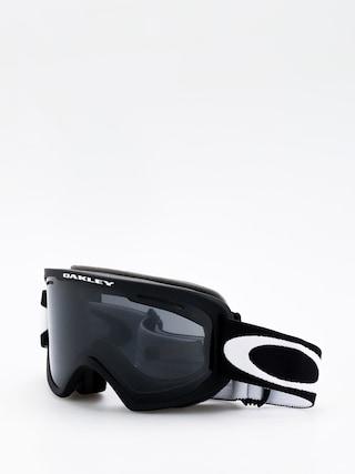 Bru00fdle na snowboard Oakley O Frame 2 0 Pro Xmu00a0 (matte black/dark grey & persimmon)