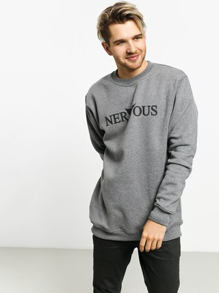 Mikina Nervous Classic (grey)
