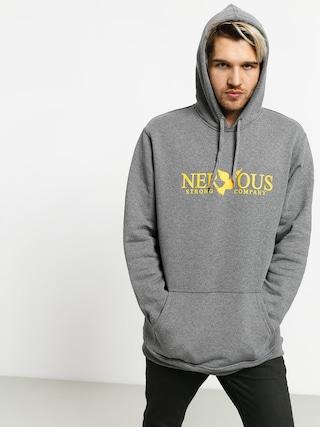 Mikina s kapucu00ed Nervous Classic HD (grey)