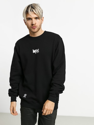 Mikina MassDnm Signature Small Logo (black)