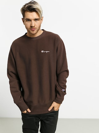 Mikina Champion Reverse Weave Crewneck Left Chest Logo (mrg)