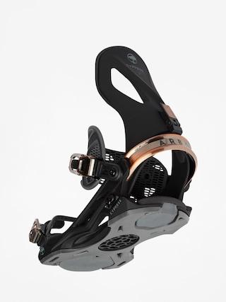 Snowboardovu00e9 vu00e1zu00e1nu00ed Arbor Cypress (black)