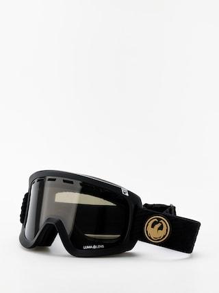 Bru00fdle na snowboard Dragon D1 OTG (pk gumsole/lumalens dark smoke/lumalens amber)