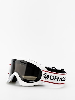 Brýle na snowboard Dragon DX (retro/lumalens dark smoke)