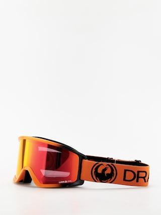 Brýle na snowboard Dragon DX3 (tangerine/lumalens red ion)