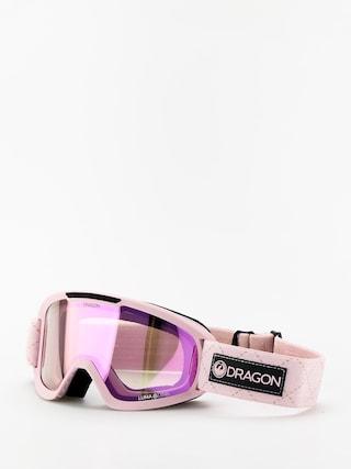 Brýle na snowboard Dragon DX2 (blush/lumalens pink ion/lumalens dark smoke)