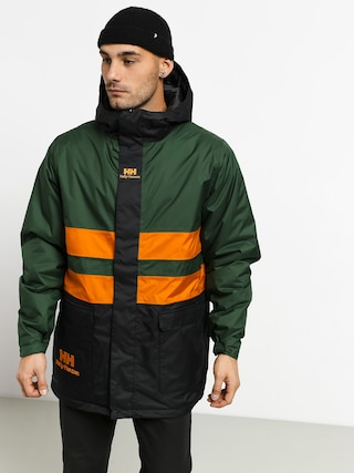 Bunda Helly Hansen Ins Rain Jacket (mountain green)