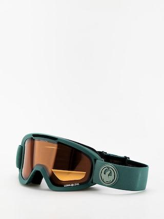 Brýle na snowboard Dragon DX2 (olive/lumalens amber/lumalens dark smoke)