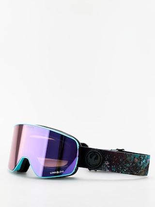 Bru00fdle na snowboard Dragon NFX2 (abalone/lumalens purple ion/lumalens amber)