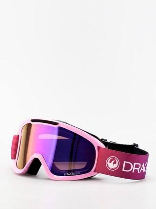 Bru00fdle na snowboard Dragon DX2 (candy/lumalens purple ion/lumalens amber)