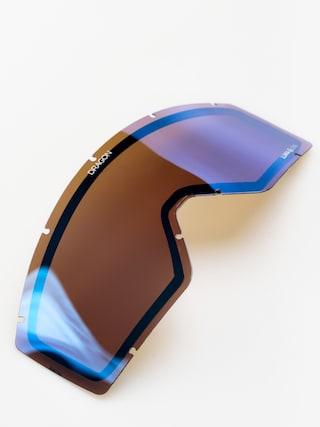 Náhradní sklo Dragon DX3 (lumalens blue ion)