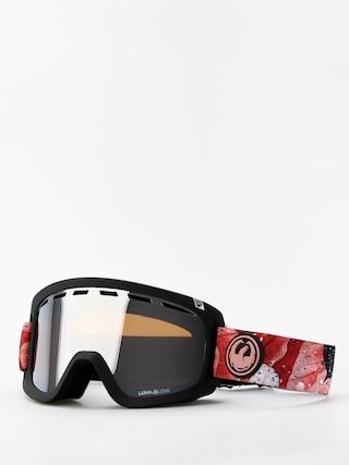 Bru00fdle na snowboard Dragon D1OTG (confetti/lumalens silver ion/lumalens rose)