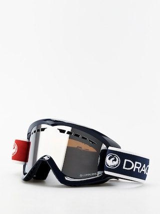 Bru00fdle na snowboard Dragon DX (designer/lumalens silver ion)