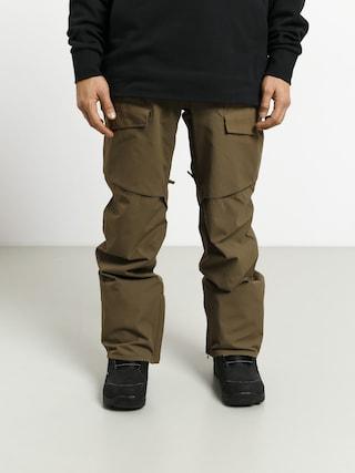 Snowboardovu00e9 kalhoty  ThirtyTwo Alpha (olive)