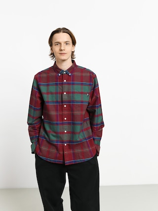 Kou0161ile Stussy Classic Oxford (red plaid)