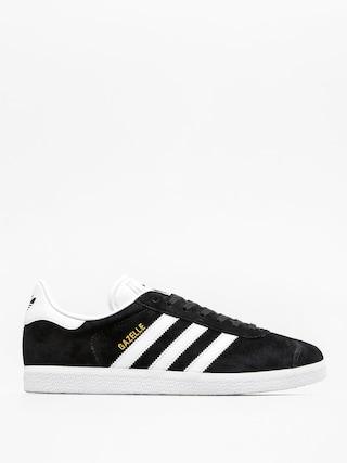 Boty adidas Gazelle (cblack/white/goldmt)