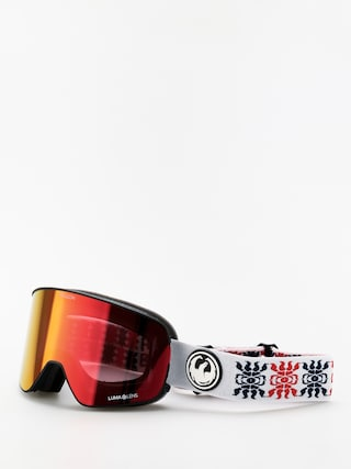 Bru00fdle na snowboard Dragon NFX2 (forest bailey sig19/lumalens red ion/lumalens rose)