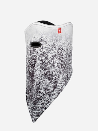 Bandana Airhole Facemask Standard (snow ghosts)