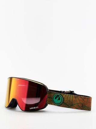 Bru00fdle na snowboard Dragon NFX2 (irie/lumalens red ion/lumalens amber)
