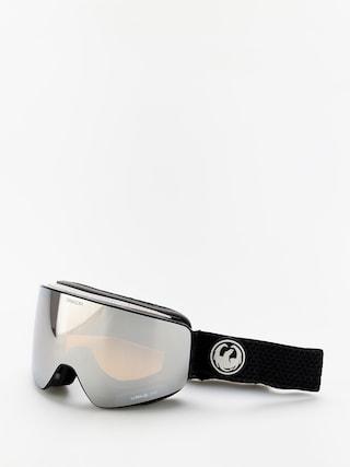 Brýle na snowboard Dragon PXV (split/lumalens silver ion/lumalens flash blue)