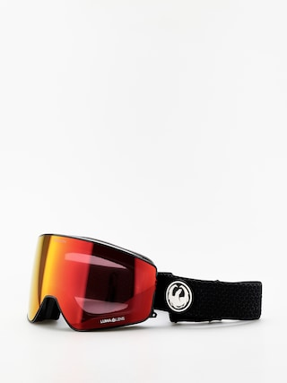 Bru00fdle na snowboard Dragon PXV (split/lumalens red ion/lumalens light rose)