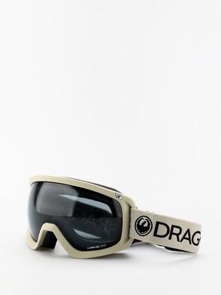 Bru00fdle na snowboard Dragon D3OTG (taupe/lumalens dark smoke/lumalens rose)