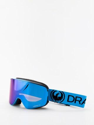 Bru00fdle na snowboard Dragon NFX2 (blueberry/lumalens blue ion/lumalens amber)
