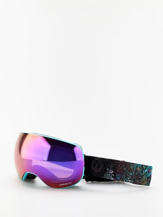 Bru00fdle na snowboard Dragon X2 (abalone/lumalens purple ion/lumalens amber)