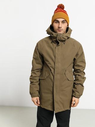 Snowboardovu00e1 bunda ThirtyTwo Lodger Parka (olive)