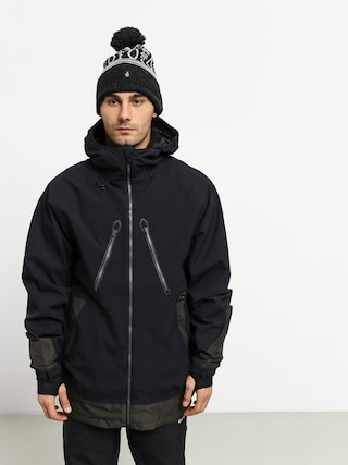 Snowboardovu00e1 bunda ThirtyTwo Tm (black)