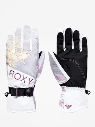 Rukavice Roxy Jetty Gloves Wmn (edelweiss)