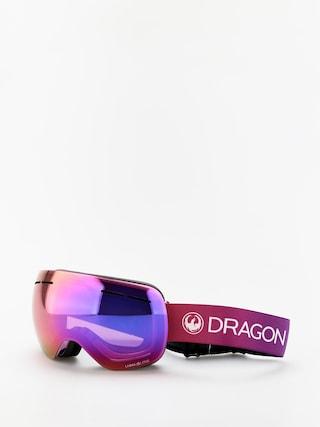 Bru00fdle na snowboard Dragon X1s (candy/lumalens purple ion/lumalens amber)