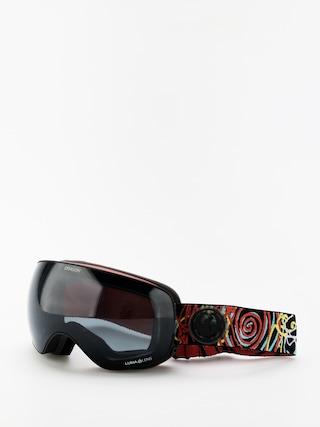 Bru00fdle na snowboard Dragon X2s (gigi ruf sig19/lumalens dark smoke/lumalens rose)