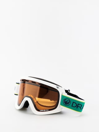 Bru00fdle na snowboard Dragon D1OTG (polo club/lumalens amber/lumalens dark smoke)