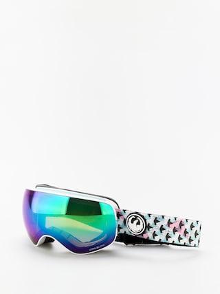 Brýle na snowboard Dragon X2s (bayside/lumalens green ion/lumalens amber)