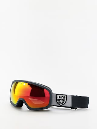 Bru00fdle na snowboard Spy Marshall (colorblock gray hd plus bronze w/red spectra mirror yellow w/green)