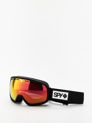 Bru00fdle na snowboard Spy Marshall (matte black bronze w/red spectra mirror yellow w/green)