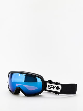 Bru00fdle na snowboard Spy Marshall (matte black rose wdark blue spectra mirror light gray green w/red)