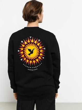Mikina Nervous Sun (black)