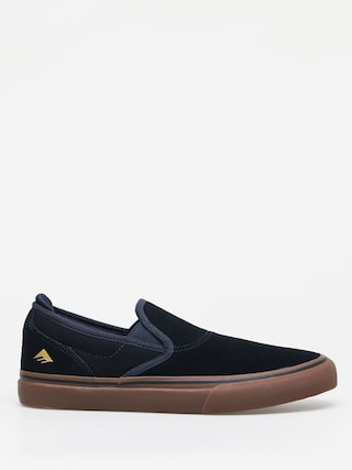 Boty Emerica Wino G6 Slip On (navy/gum)