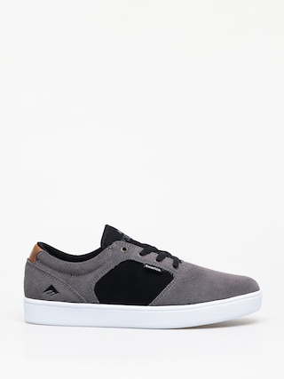 Boty Emerica Figgy Dose (grey/black)