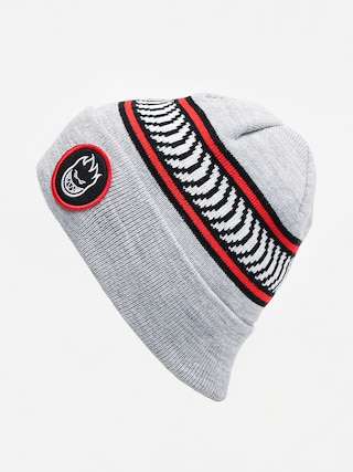 u010cepice Spitfire Beanie Bh Circle Patch (heather grey)