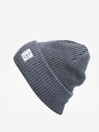 u010cepice Polar Skate Double Fold Merino (heather grey)