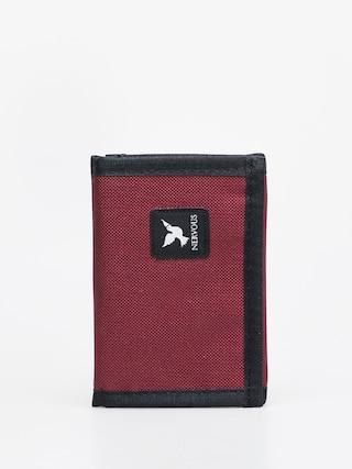 Peněženka Nervous Icon (maroon)