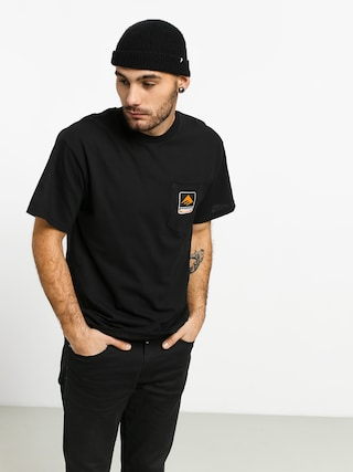Tričko Emerica Bronson Pocket (black)
