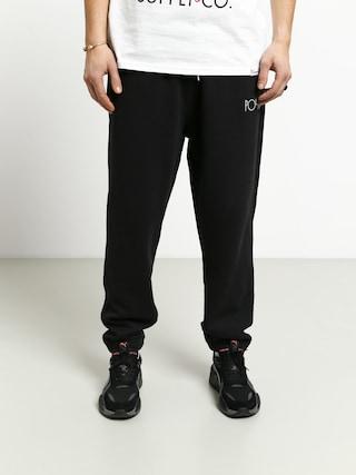 Kalhoty Polar Skate Default Sweat (black)