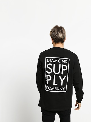 Triko Diamond Supply Co. Stacked Type (black)