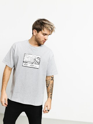 Tričko Polar Skate Bounce (sports grey)