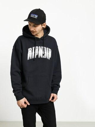 Mikina s kapucí RipNDip Dropout HD (navy)