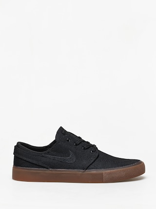Boty Nike SB Zoom Janoski Canvas Rm (black/black gum light brown black)